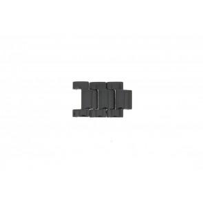 DKNY NY4983 Linki do zegarka Ceramics Black 20mm