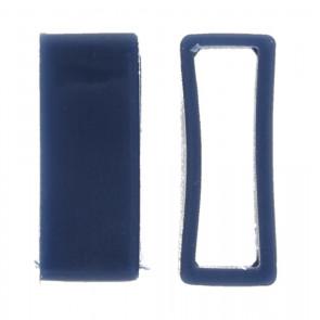 Pasek Do Zegarka Keeper Guma niebieski 24mm