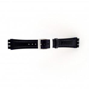 Pasek Do Zegarka Dla Swatch Ciemny Niebieski 19mm Pvk-Sc14.05