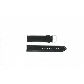 Timex Pasek Do Zegarka T2N156 Skóra Czarny 20mm
