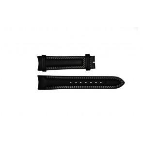 Pasek do zegarka Breil TW0678 Skórzany Czarny 22mm