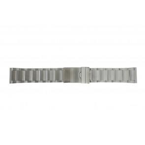 Pasek do zegarka Uniwersalny YI20 Stal Stal 24mm