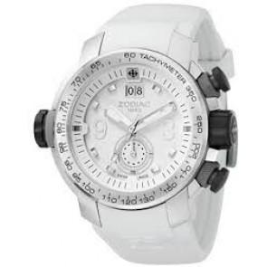 Zodiac horlogeband ZO8511 Rubber Wit