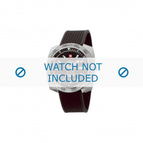 Zodiac horlogeband ZO3701 Rubber Zwart